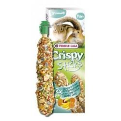 Versele Laga Crispy Sticks Hamster - Exotic Fruit