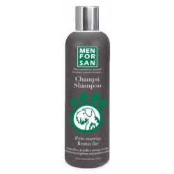 Menforsan Shampoo - Brown Fur