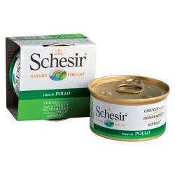 Schesir Cat Jelly - Chicken fillets