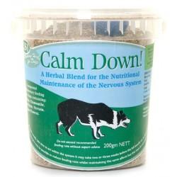 CSJ  Herbs - Calm Down!