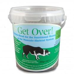 CSJ  Herbs - Get Over!
