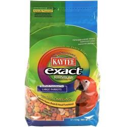 Kaytee Exact Rainbow Chunky - Large Parrot