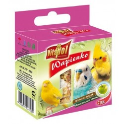 Vitapol Apple Mineral block for Birds