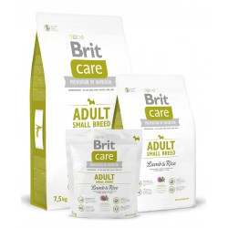 Brit Care®  Adult Small Breed Lamb & Rice