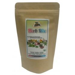 Evia Parrots Herb Mixture  50gr