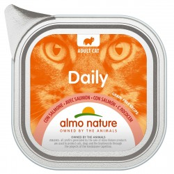 Almo Nature Daily Menu with Salmon 100gr