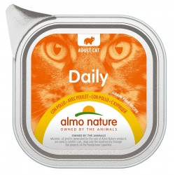 Almo Nature Daily Menu with Chicken 100gr