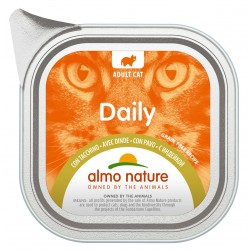 Almo Nature Daily Menu with Τurkey 100gr