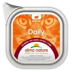 Almo Nature Daily Menu with Duck 100gr
