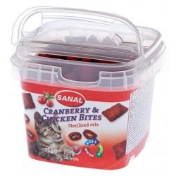 Sanal Cranberry & Chicken bites  75gr