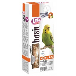 LoloPets Budgie Smakers Nuts  90gr