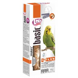 LoloPets Budgie Honey Smakers 90gr