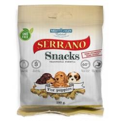 Mediterranean Natural Serrano snack for Puppies