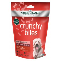 Arden Grange Crunchy Βites Chicken  225gr