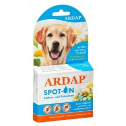 Ardap Spot-On Dogs  20-40kg  3pcs