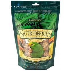 Lafeber NutriBerries Tropical Fruit Complete Parrot