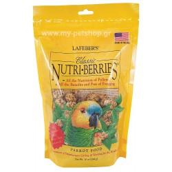 Lafeber NutriBerries Original Complete Parrot