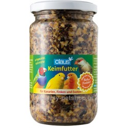 Claus Sprouted Canary Seeds  370ml