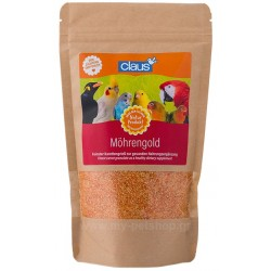 Claus Dried Carrot  250gr