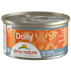 Almo Nature Daily Mousse w...