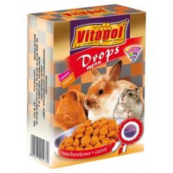 Drops menu carrot