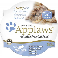 Applaws Tuna Fillet with...