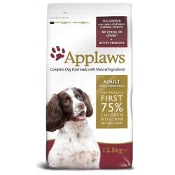Applaws Adult Small & Medium Breeds - Chicken & Lamb