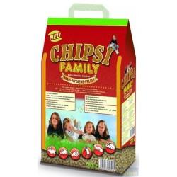 pellets family, Υποστρωμα